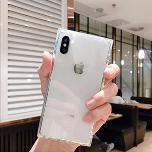 Accessories - iPhone XS Max Case (Clear)